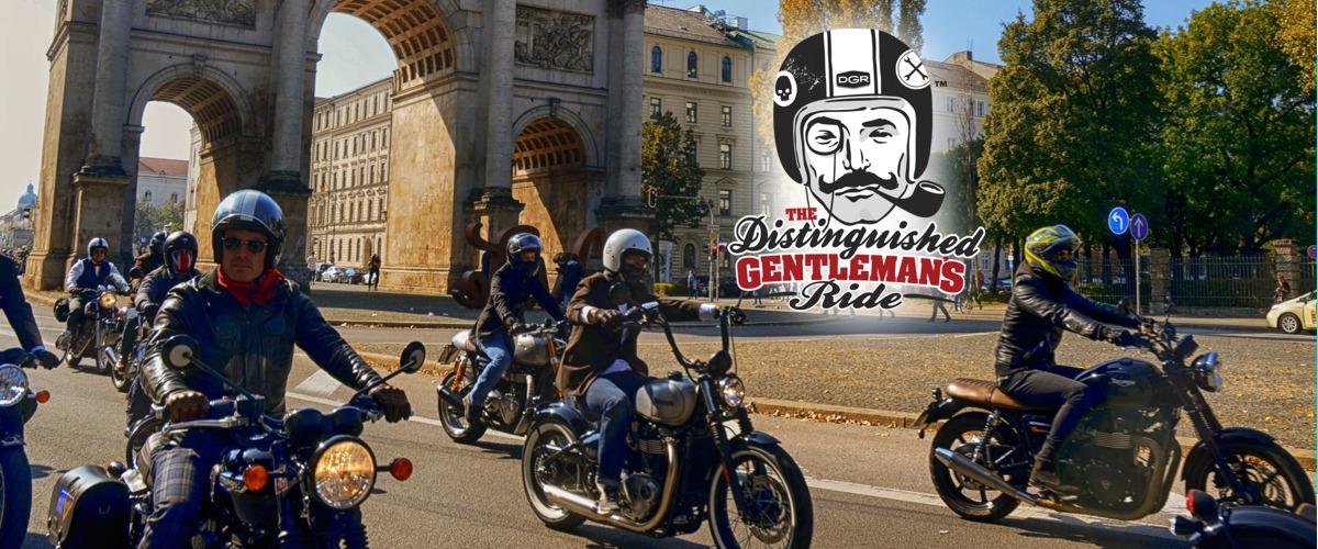 Gentlemans Ride Munich