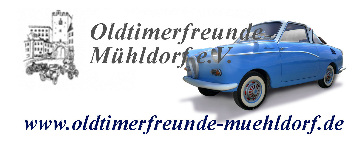 Mühldorfer Oldtimer + Teilemarkt